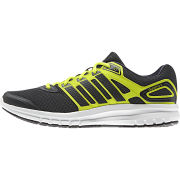 adidas Men's Duramo 6 Running Shoes - Grey/Black/Yellow