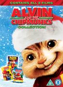 Alvin: Christmas Verzameling 1-3