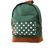 Mi-Pac Polkadot Backpack - Green