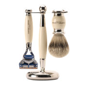 Carter and Bond 3 Piece Classic Fusion Shaving Set