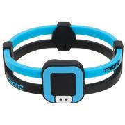 Trion:Z Duoloop Wristband - Black/Azure