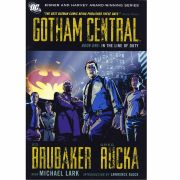 Gotham Central Paperback Book 01 In The Line Of Duty