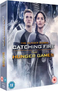 The Hunger Games / The Hunger Games: Catching Fire - Deluxe 6 Disc Edition (Zavvi Exclusive 1000 Only)