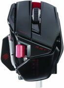 Mad Catz: R.A.T. 9 Mouse - Gloss Black