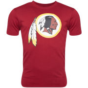 Majestic Men's Redskins Esten T-Shirt - Burgundy