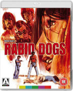 Rabid Dogs / Kidnapped (Dual Format Editie)