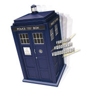 Doctor Who 3 3/4 Inch Spin and Fly Tardis