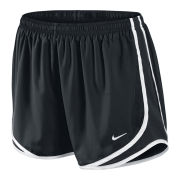 Nike Women's Tempo Running Shorts - Black/White