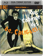 Das Cabinet des Dr. Caligari - Dual Format Edition (Masters of Cinema)