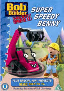 Bob The Builder - Project: Build It! Super Speedy Benny