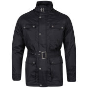 Soul Star Men's Clay Jacket - Black