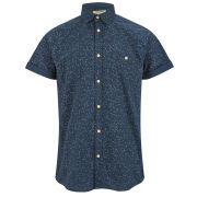 Jack & Jones Men's David Shirt - Dress Blue