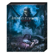 Avenged Sevenfold Nightmare - 40 x 30cm Canvas