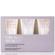 Philip Kingsley Pure Silver Try Me Kit 20ml Worth £9.00