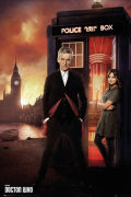 Doctor Who Series 8 Portrait - Maxi Poster - 61 x 91.5cm