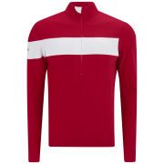PBK Heritage Vernon Long Sleeve Roubaix Jersey - Red