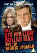 Return Of Six Million Dollar Man and Bionic Woman