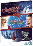 Christmas Triple (A Christmas Carol / Miracle on 34th Street (1984) / Miracle on 34th Street (1994)