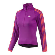 adidas Women's Response Tour LS Cycling Jersey