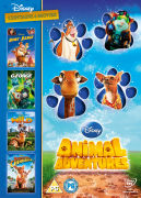 Disney Animal Adventures (The Wild / Home on the Range / G Force / Beverley Hills Chihuahua)
