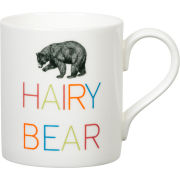 Gary Birks Slogan Mug - Hairy Bear