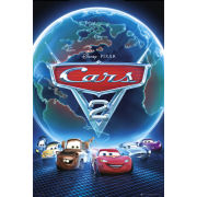 Cars 2 One Sheet - Maxi Poster - 61 x 91.5cm