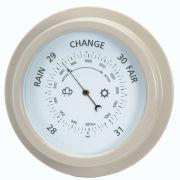 Garden Trading 8 Inch Rockall Barometer - Clay