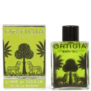 Ortigia Sicilian Lime Bath Oil 200ml