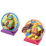 Turtles Shaker Maker Leonardo and Michelangelo