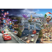 Cars 2 World Tour - Maxi Poster - 61 x 91.5cm