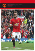 Manchester United Mata Action - 10x8 Bagged Photographic