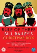 Rule of Three: Bill Bailey's Christmas Box (Part Troll / Tinselworm / Dandelion Mind)