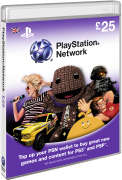 Playstation Network Card (PSN) - £25