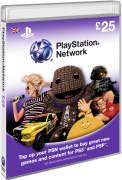 Playstation Network Card (PSN) - £25