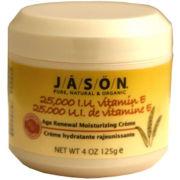 Jason 25000Iu Vitamin E Age Renewal Moisturising Cream (125g)