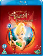 Tinkerbell and Lost Treasure (Single Disc)
