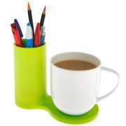 Jot Desk Coaster - Green