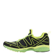 Zoot Men's Kalani 3.0 Neutral Training Shoe - Black/Safety Yellow/Green Flash