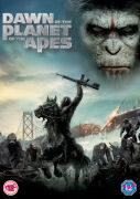 Dawn of the Planet of the Apes (2014) - DVD - Drama - Action - Sc-Fi - New