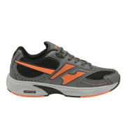 Gola Men's Radium Trainers - Grey/Black/Orange