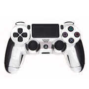 Official PlayStation DualShock 4 Custom Controller - Chrome Silver