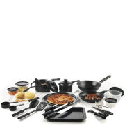 Kitchen Hero 25 Piece Cookware Starter Set