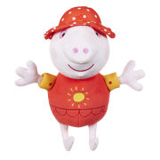 Peppa Pig Talking Holiday Plush