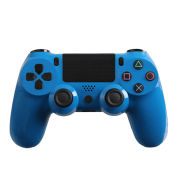 Official PlayStation DualShock 4 Custom Controller - Gloss Blue