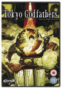 TOKYO GODFATHERS (ANIMATED) (SELL THROUGH) (DVD)