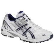 Asics Gel Trigger 5 Cricket Shoe White