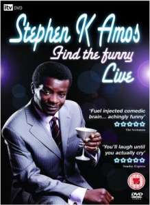 Stephen K Amos Find The Funny