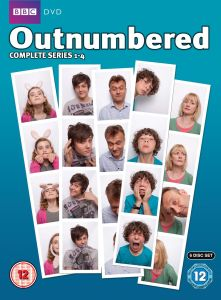 Outnumbered - Series 1-4