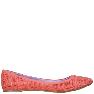 Blink Women's Studded Pumps - Coral
