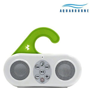 Aquabourne Waterproof Bluetooth Speaker